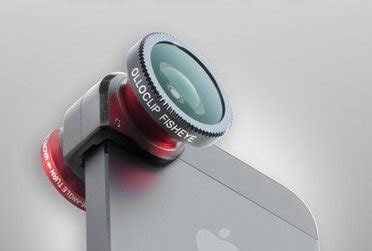 olloclip publish an app to help iphone users take photos
