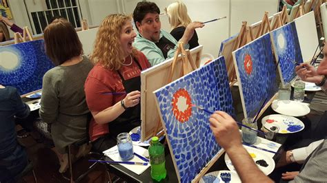 Painting Classes Nyc by Paint Sip Deal In Nyc Buy One Get One Free
