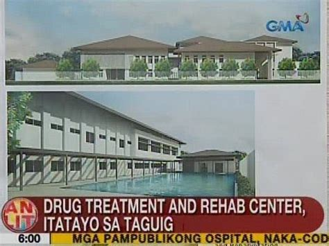 Detox Rehab Centers In Ma by Treatment And Rehab Center Itatayo Sa Taguig