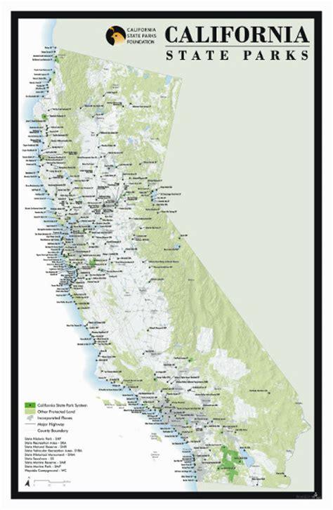 california map parks the press san francisco society california