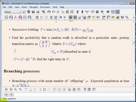 lyx tutorial for latex users lyx latex how to use mathematical formula editor in