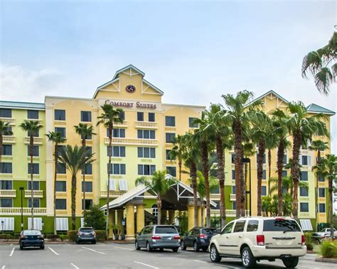 Comfort Suites Florida by Florida Golf Ta Orlando And St Augustine Golf Packages