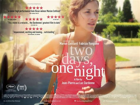 french film one day two nights i love that film two days one night review deux jours