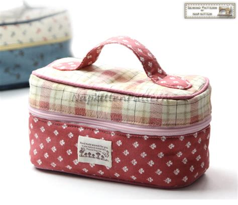 pattern for sewing a bag train casezippered bag sewing pattern makeup bag pattern