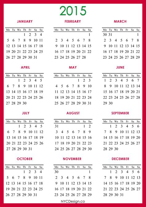 printable year calendar 2015 with holidays jewish holidays 2015 calendar calendar template 2016
