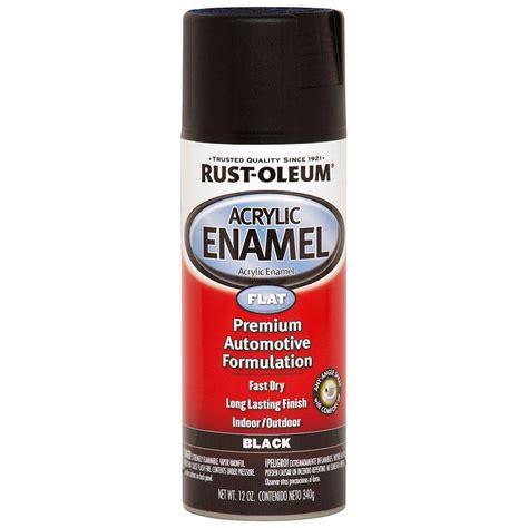 spray paint enamel rust oleum automotive 15 oz truck bed coating black spray
