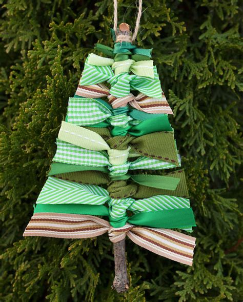 diy ornaments ribbon 22 awesome easy ways to make tree this year