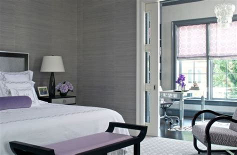 grey white purple bedroom purple rooms and interior design inspiration