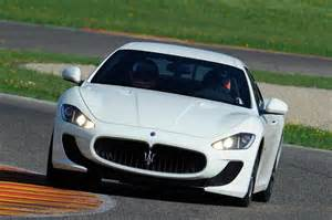 Maserati Hatchback Maserati Granturismo Coupe Pictures Carbuyer