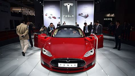 Tesla Electric Car Value Musk Trolls Shorts As Tesla S Value Hits Record Passes