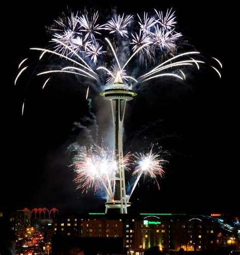 new years space needle celebrate new year s on lake union with the annual