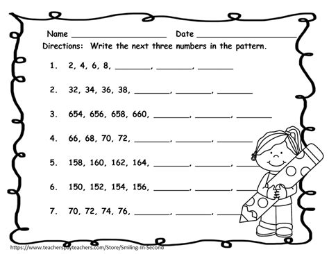 Skip Counting Worksheets 2nd Grade by Skip Counting Worksheets 2nd Grade Worksheets