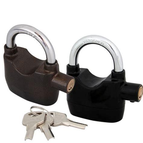 Shed Bike Lock by Security Shed Garage Bike Motorbike Alarm Padlock Lock E8