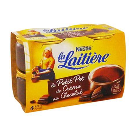 Maison Du Monde Bebe 3951 by Creme Au Chocolat La Laitiere 4x100g Achat En Ligne