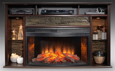 Electric Fireplace Media Unit by Fireplace Entertainment Unit Fireplace Ideas