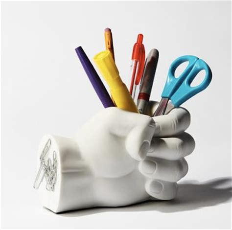 Cool Pen Holders by 15 Creative Pen Holders And Cool Pencil Holders Part 2
