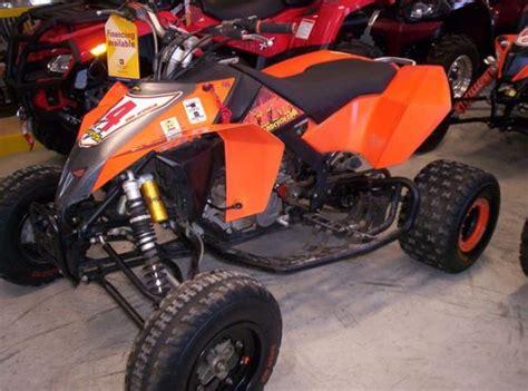 Ktm 450xc Atv 2008 Ktm 450 Xc Atv