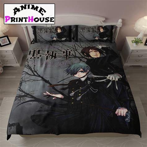 Hoodie L Logo Deathnote Lve 1 black butler blanket bed sheets covers 70