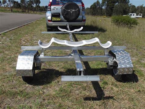 national aluminum boat trailers kayak trailer buy folding kayak trailers in australia
