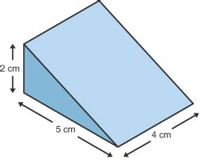 right section of a prism bbc bitesize ks3 maths volume revision 3