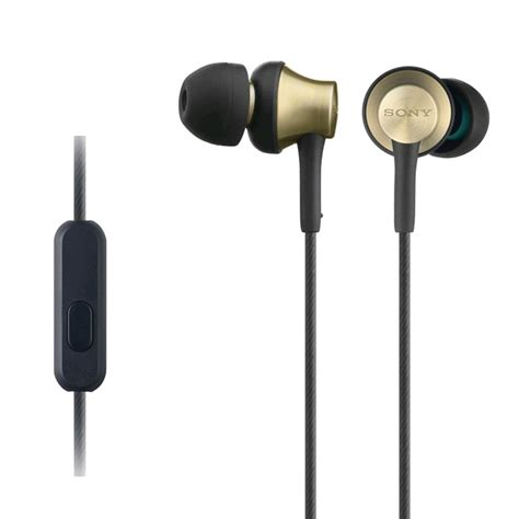 Earphone Sony Di Malaysia sony mdr ex650ap in ear headphones gold prices