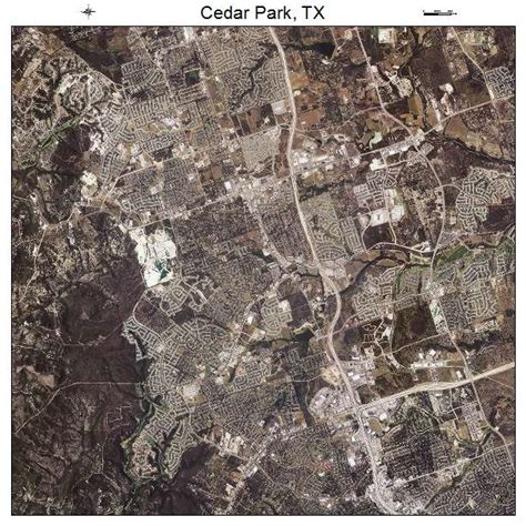 map cedar park texas aerial photography map of cedar park tx texas