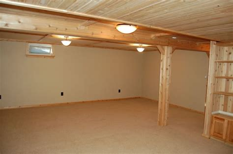 basement remodel pt 1 log home basement
