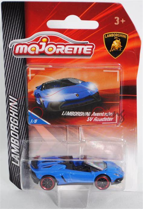 lamborghini aventador sv roadster majorette lamborghini aventador lp 750 4 superveloc 233 sv roadster blau modell nr 1 6 majorette