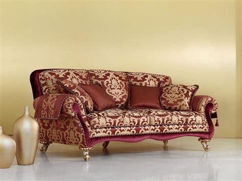 Halbrunde Sofas Im Klassischen Stil by Sofa In Der Klassischen Luxus Stil Handgeschnitzten