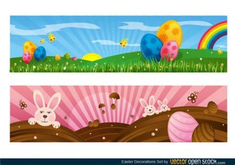 Blumen Bein 5357 by Ostern Bunte Dekorative Banner Der Kostenlosen
