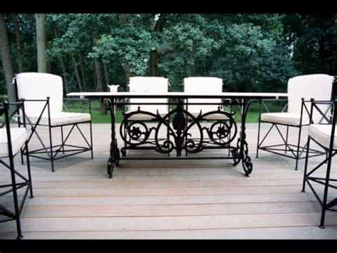 mobili da giardino in ferro mobili da giardino in ferro battuto mobili da giardino