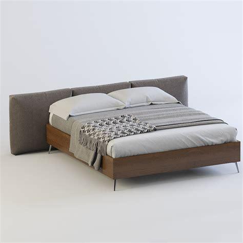 bo concept sofa bed bed boconcept lugano 3d max