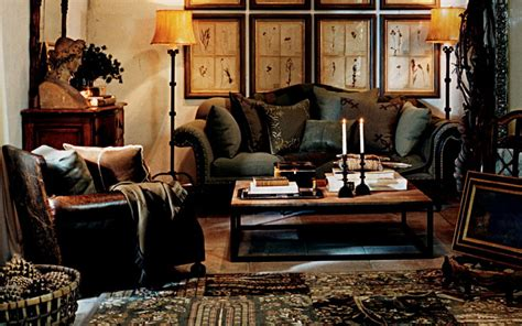 Ralph Lauren Home Decorating | color outside the lines ralph lauren home collections