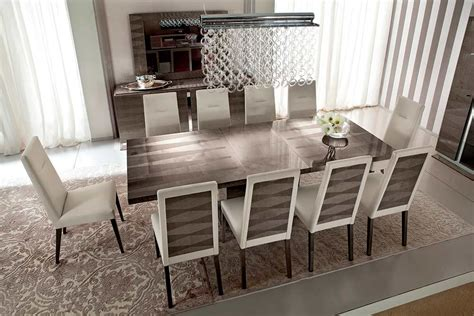 Monaco Dining Table By Alf Furniture Alf Dining Room Modern Italian Dining Room Furniture