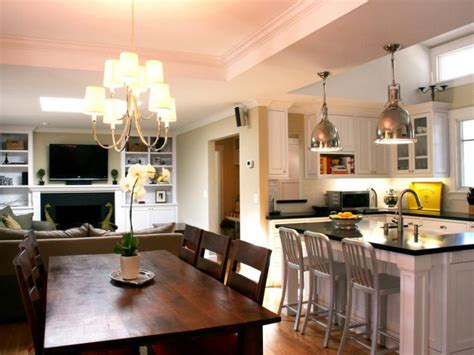 kitchen dining room interior design style rbservis com open plan kitchen and dining small designs living floor