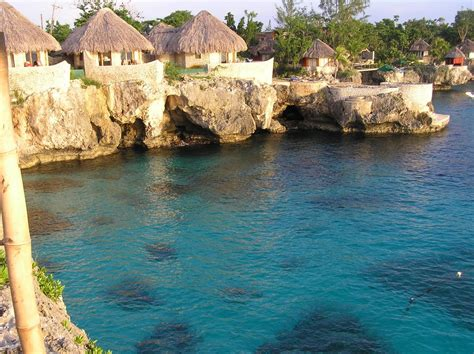 rock house negril panoramio photo of rockhouse hotel negril jamaica