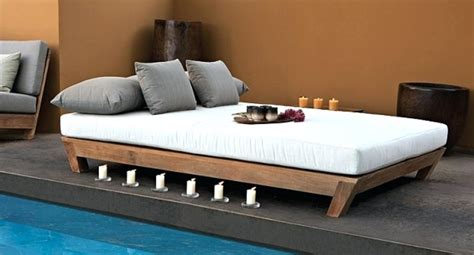 Outdoor Daybed Mattress Outdoor Daybed Mattress Home Furniture Design Ideas