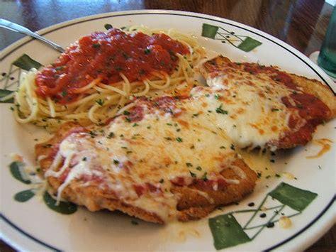 Olive Garden Chicken Parmigiana Recipe by Olive Garden Copycat Recipes Eggplant Parmigiana