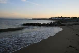 Black Sand Beaches newton bay porthcawl glamorgan uk beach guide