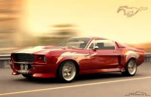 shelby mustang 67 amcar guide cars