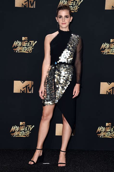Emma Watson At 2017 Mtv Movie Tv Awards In La Celebzz | emma watson at 2017 mtv movie tv awards in la celebzz