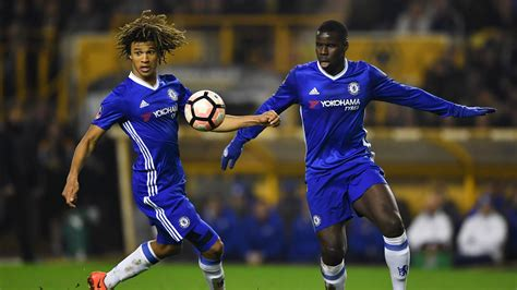chelsea youngsters chelsea youngsters ak 233 brown palmer traor 233 zouma