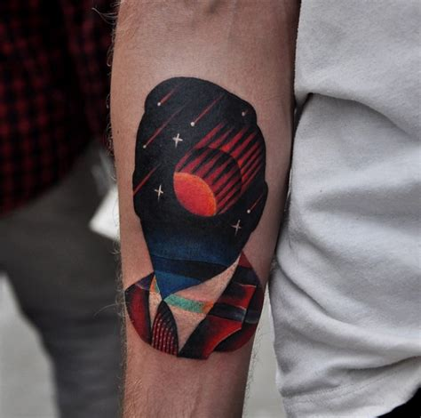 as impressionantes tattoos psicod 233 licas de david c 244 t 233