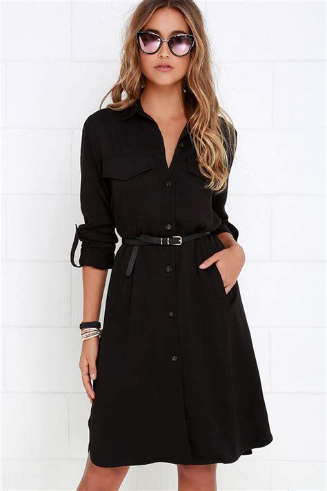 Back Shirt Dress Black Dress Shirt Dress Lightweight Jacket 64 00