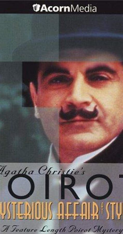 0007119275 the mysterious affair at styles quot agatha christie s poirot quot the mysterious affair at styles