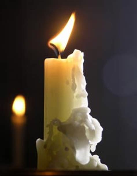 candel wax how to remove candle wax from just about anything