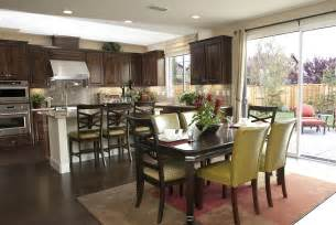 Dining room wall decorating ideas on large dining room kitchen design