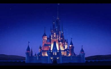disney castle gifs | wifflegif