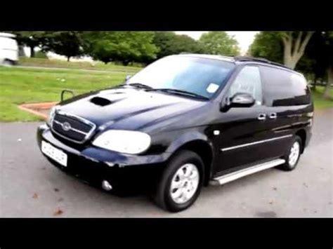 Kia Croydon Kia Sedona 2 9 Crdi Turbo Diesel Le Hj05uur Mccarthy Cars