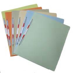 Centre f 632 paper spring file 10s